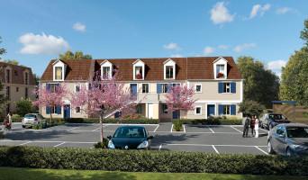Vauréal programme immobilier neuve « Le Jardin des Arts »