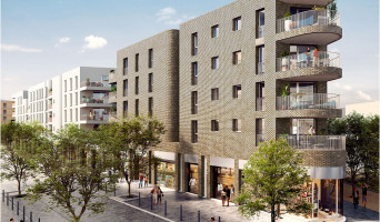 Châtenay-Malabry programme immobilier rénové « Icône » en loi pinel