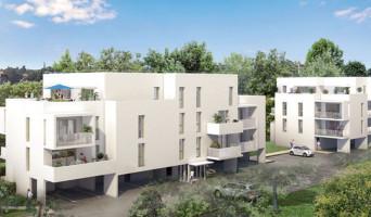 Blanquefort programme immobilier neuve « Olia » en Loi Pinel