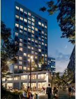 Paris programme immobilier neuve « Mon 18e »