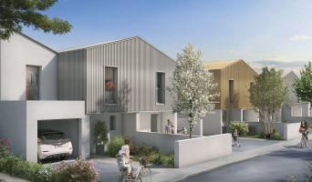 Toulouse programme immobilier rénové « Nuances Celadon » en loi pinel