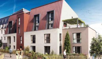 Dijon programme immobilier neuve « Courtille Sainte-Marthe »