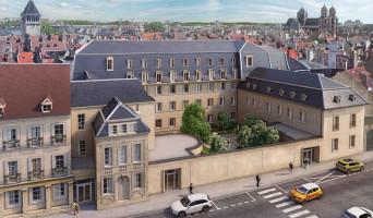 Dijon programme immobilier neuve « Courtille Sainte-Marthe »  (2)
