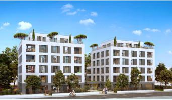 Villeurbanne programme immobilier neuve « SymétriK »