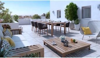 Villeurbanne programme immobilier neuve « SymétriK »  (2)