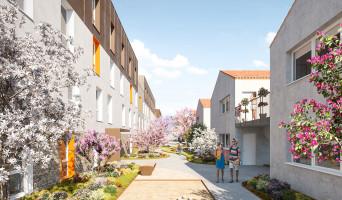 Poitiers programme immobilier neuve « Imag'Inn »