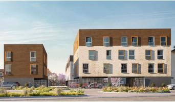 Poitiers programme immobilier neuve « Imag'Inn »  (2)
