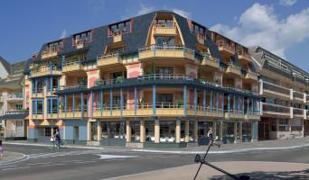 Fort-Mahon-Plage programme immobilier neuve « Grand Large »  (2)
