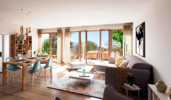 Thorens-Glières programme immobilier neuve « Oxygène » en Loi Pinel