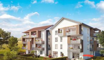Thorens-Glières programme immobilier neuve « Oxygène » en Loi Pinel  (2)