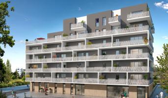 Saint-Nazaire programme immobilier neuve « Tree Bord »