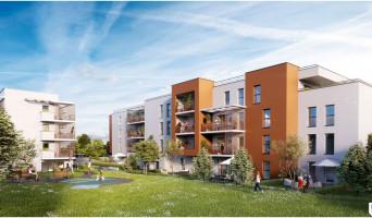 Aubagne programme immobilier neuf « Les Terrasses de Manon