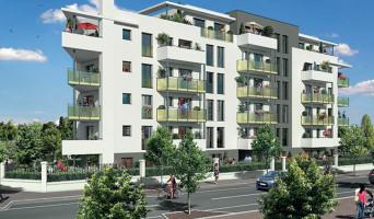 Aulnay-sous-Bois programme immobilier neuve « Novelia »