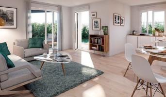 Aulnay-sous-Bois programme immobilier neuve « Novelia »  (2)
