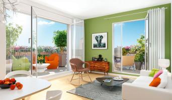 Roissy-en-Brie programme immobilier rénové « Résidence n°215730 » en loi pinel