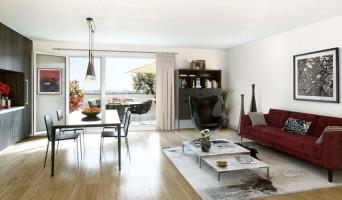 Pierrefitte-sur-Seine programme immobilier neuve « Programme immobilier n°215731 » en Loi Pinel  (4)