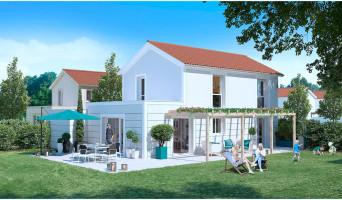 Saint-Priest programme immobilier neuve « Programme immobilier n°215732 »
