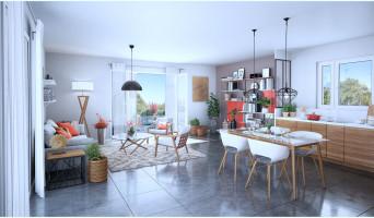 Saint-Priest programme immobilier neuve « Programme immobilier n°215732 »  (4)