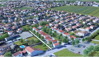 Saint-Priest programme immobilier neuve « Programme immobilier n°215732 »  (5)