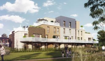 Lesquin programme immobilier neuve « Les Heleades »