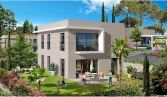 Valbonne programme immobilier neuve « Le Domaine de Margot » en Loi Pinel  (3)