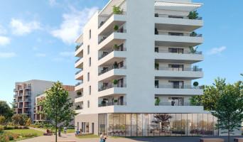 Nantes programme immobilier neuf « Bloom » en Loi Pinel