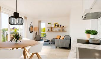 Nantes programme immobilier neuve « Bloom » en Loi Pinel  (4)