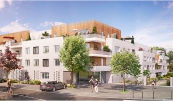 Sannois programme immobilier neuve « La Promenade de Louise »