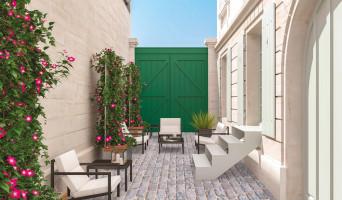 Angers programme immobilier neuve « Hôtel de Maquillé »