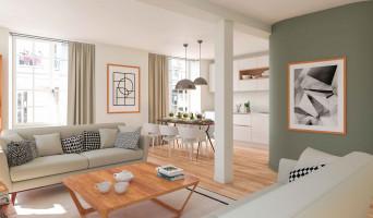 Angers programme immobilier neuve « Hôtel de Maquillé »  (2)