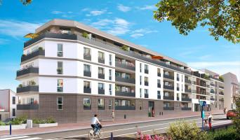 Drancy programme immobilier neuf « Coeur Séguier