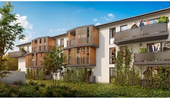 Aucamville programme immobilier neuve « Coeur de Ville »
