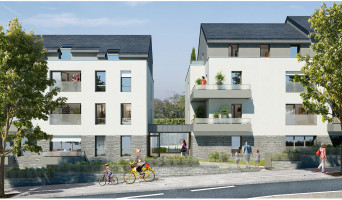 Nantes programme immobilier rénové « Gallery Procé » en loi pinel