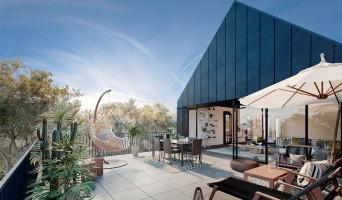 Bègles programme immobilier neuve « Les Carrelets de L'Estey »