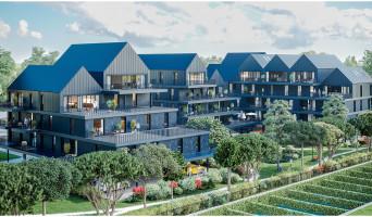 Bègles programme immobilier neuve « Les Carrelets de L'Estey »  (2)