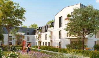 Bouffémont programme immobilier neuve « Le Domaine du Parc »