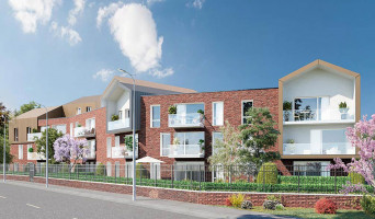 Wattignies programme immobilier neuve « Intuition »