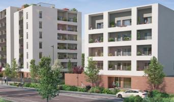 Toulouse programme immobilier rénové « Variations » en loi pinel