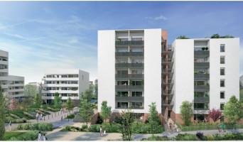 Toulouse programme immobilier neuve « Variations » en Loi Pinel  (2)