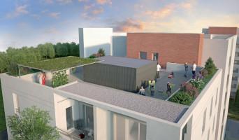 Toulouse programme immobilier neuve « Variations » en Loi Pinel  (3)
