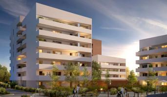 Toulouse programme immobilier neuve « Variations » en Loi Pinel  (4)