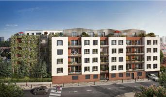 Bagneux programme immobilier neuf « B92 » en Loi Pinel