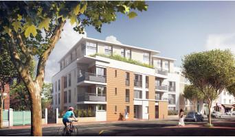 Chatou programme immobilier neuf « Les Terrasses de Renoir
