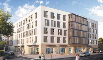 Marseille programme immobilier neuve « Arbor&Sens »