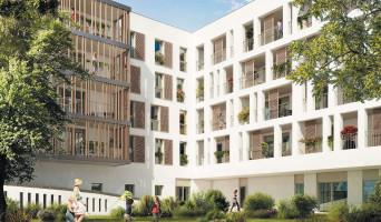 Marseille programme immobilier neuve « Arbor&Sens »  (2)