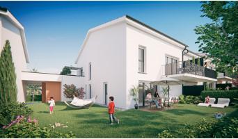 Saint-Orens-de-Gameville programme immobilier neuve « Les Terrasses de Saint Orens » en Loi Pinel