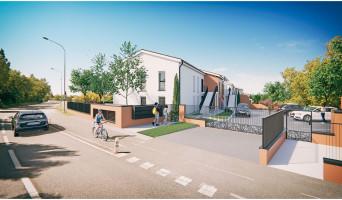 Saint-Orens-de-Gameville programme immobilier neuve « Les Terrasses de Saint Orens » en Loi Pinel  (2)