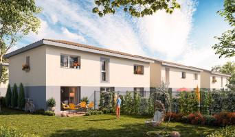 Parempuyre programme immobilier rénové « Le Clos des Arômes »
