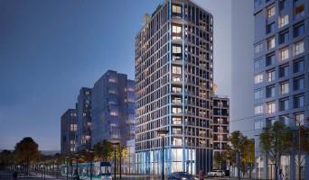 Paris programme immobilier rénové « Le Berlier » en loi pinel