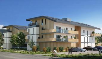 Sallanches programme immobilier rénové « Le Domaine du Grand Pré » en loi pinel